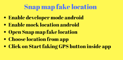 snap map fake location spoofer - Android app on AppBrain