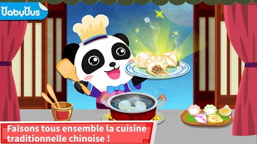 Panda & la Cuisine chinoise captures d'u00e9cran 1