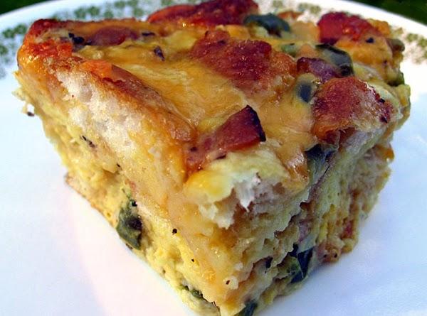 All In One Pan Breakfast Recipe