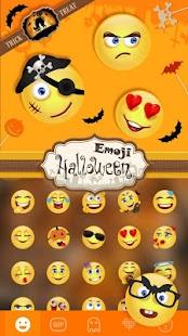 Halloween Emoji Kika Keyboard - Android Apps on Google Play