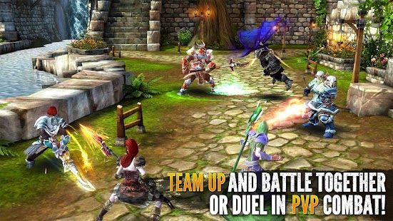 Order & Chaos 2 Redemption v1.4.2b Apk Data Torrent