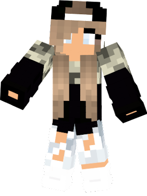 Pvp Girl Nova Skin - Skins fur minecraft pvp