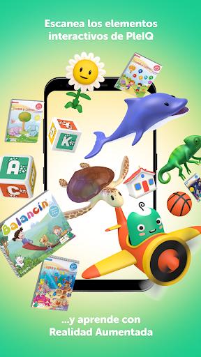 PleIQ - Recurso Educativo con Realidad Aumentada 3.5 screenshots 1