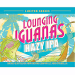 Abita Select Lounging Iguanas