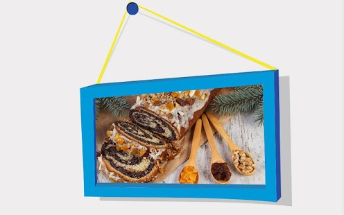 Dezert Tile Puzzle - náhled