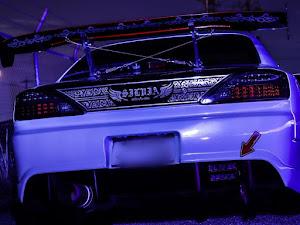 シルビア S15 オーテック 平成14年式のマフラーのカスタム事例画像 ケースケさんの2018年12月14日22:38の投稿