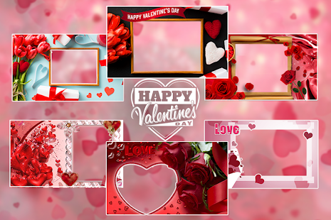 Download Valentine Yourself - Valentine Frames Photo For PC Windows and Mac apk screenshot 1