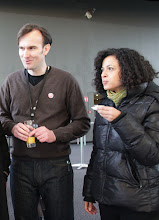 Photo: TedxAlsace - Jean-Christophe UHL et Sarah Kaminsky