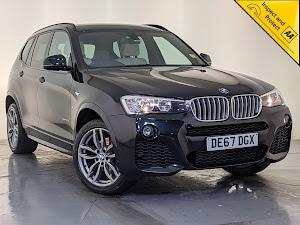 BMW X3 XDRIVE30D M SPORT AUTO