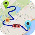 GPS Maps Route Navigation icon
