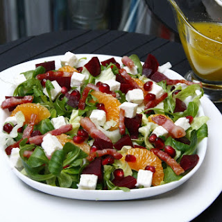 The Best Salad in the World Waiting for a Good Enough Name.