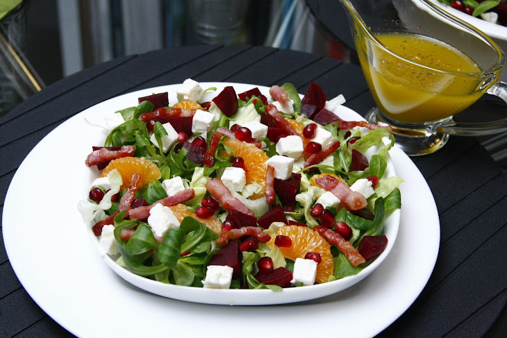 The Best Salad in the World Waiting for a Good Enough Name