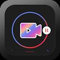 Flexible video editor icon