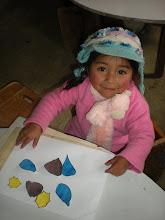 Photo: Mia, a Pixar-cute kid.