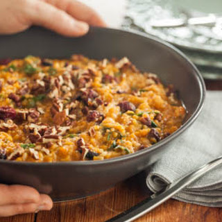 """Thanksgiving """"Risotto""""."""