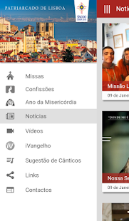 Masses in Lisbon- screenshot thumbnail