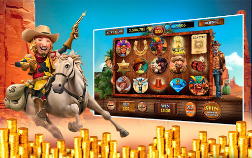 Wild West Story Cowboys Slots