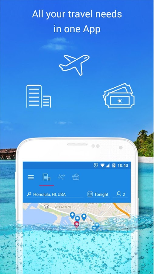 Last Minute Travel Deals- screenshot