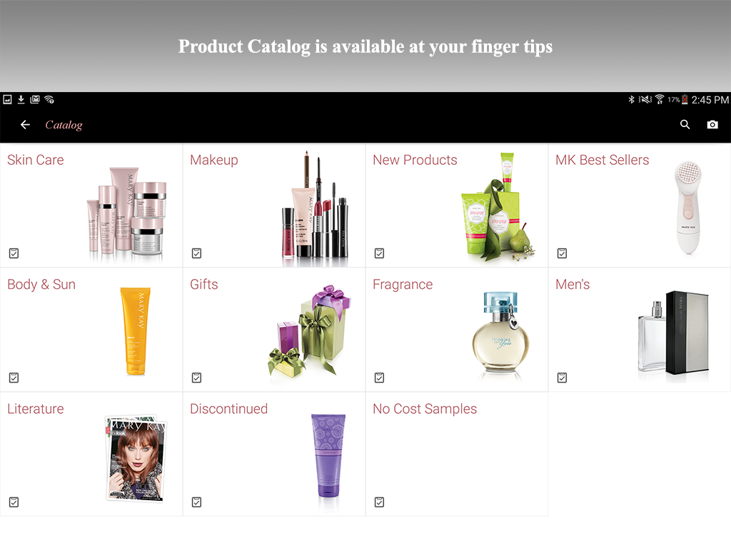 Mary kay online agreement on intouch - Mary Kay Mycustomers Screenshot