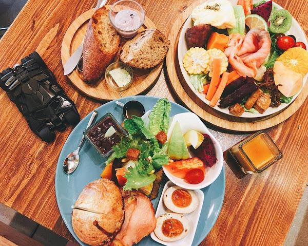 米亞諾早午餐-對於健康的堅持 !
