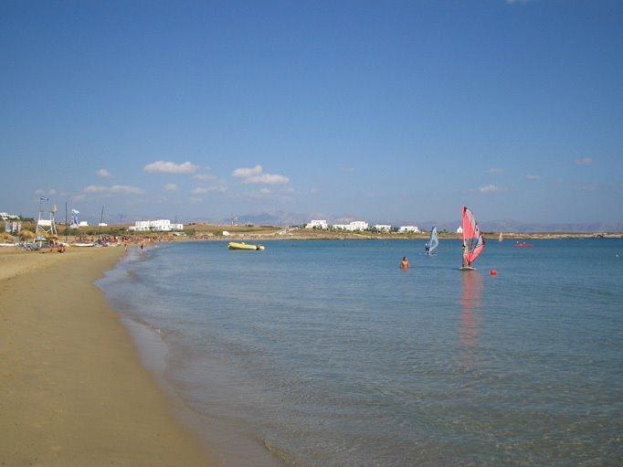 Golden Beach Cosa vedere Paros le migliori spiagge