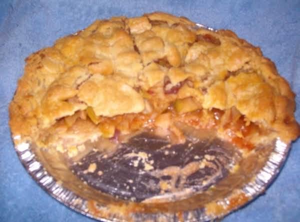 Super Simple Apple Cobbler Pie (diet) Recipe