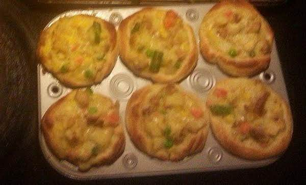 Mini Chicken Pot Pie's Recipe