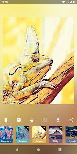 Looq - AI powered filters Screenshot