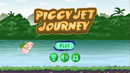 Piggy Jet Journey - náhled