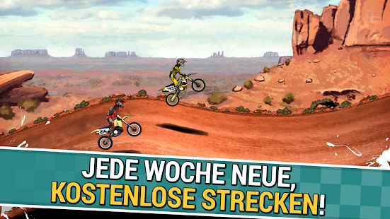 Mad Skills Motocross 2 Screenshot