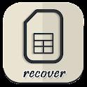Recover SIM Card Data Guide icon