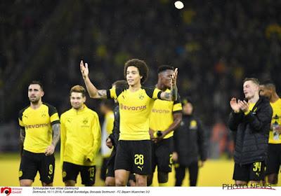🎥 Dortmund et Francfort se quittent dos à dos, Witsel buteur sur un service d'Hazard