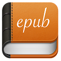Ebook Reader (epub txt mobi) icon