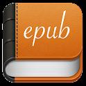 Ebook Reader (epub txt mobi) icon