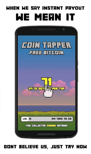 Free Bitcoin Tapper 2