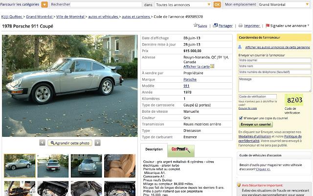 Kijiji.ca & LesPAC.com Enhancer