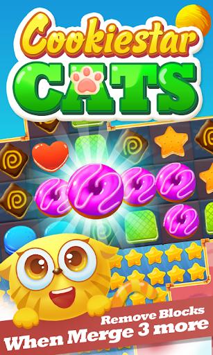 Cookie Blast Cats