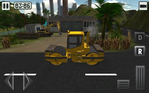 Road Roller Simulator 2015