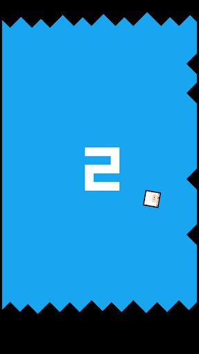 Bouncy Cube Ninja