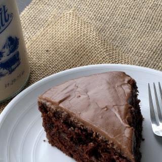Chocolate Espresso Kahlua Cake