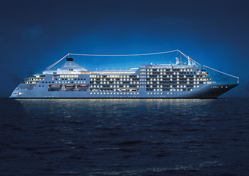 Silver-Muse-night.jpg - Set sail on Silver Muse to Venice, Athens, Rome and Monte Carlo.
