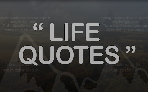 Best Life Quote : Motivational Quote - náhled