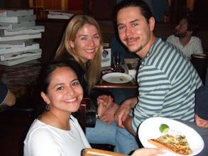 Photo: Irma, Eva, and Raul