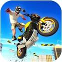 Bike Jumping Game 3D - Real Stunt Bike Driver Game icon