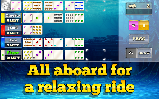 Mexican Train Dominoes Gold 2.0.7-g screenshots 7