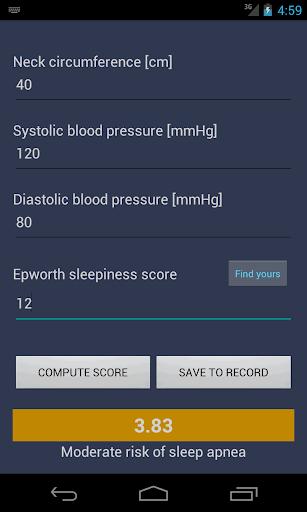 Morpheus: Sleep Apnea Syndrome 2.8 screenshots 2