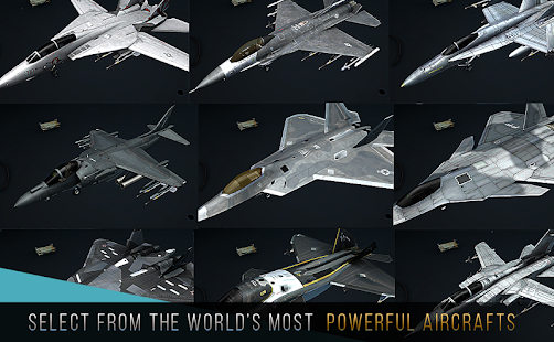 Modern Warplanes: Combat Aces PvP Skies Warfare 12