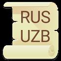 Русско Узбекский словарь icon