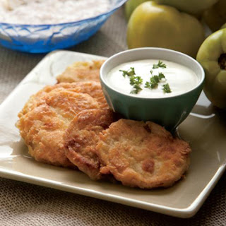 Fried Green Tomatoes (Flour) By Rachel Bertone - June 23, 2013