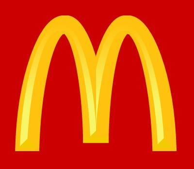 Fonts Logo » McDonald's Logo Font